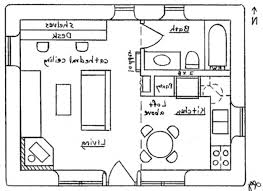 How To Draw House Floor Plans   Tiny House Floor Plans  How To    Draw Floor Plan Online With Free Software   Plan Drawing House Floor