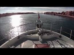 Transiting The Cape Cod Canal With A 2 Knot Current