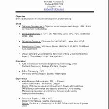 First Time Job Resume Examples Awesome Resume For Part Time Work