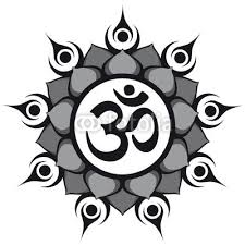 Image result for aum lotus