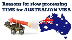 reasons for slow processing times australian 489 visa 189 and 190 visa what we can do to avoid it