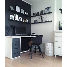 ikea office drawers. Ikea Office Filing Cabinets Drawers Alex Black Painted Drawer Comakokos More