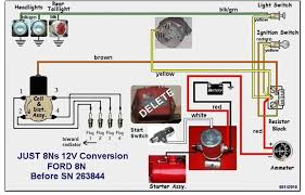 wiring diagram for ford 8n 12 volt the wiring diagram ford 8n 12 volt wiring diagram ford wiring diagrams for car wiring