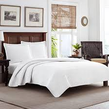 Deal of the Day: Up to 63% Off Tommy Bahama White Quilt Set ... & Deal of the Day: Up to 63% Off Tommy Bahama White Quilt Set Adamdwight.com