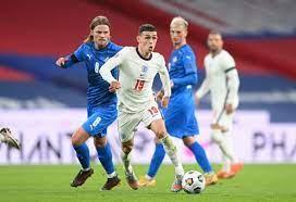 ไฮไลท์บอลยูฟ่า เนชันส์ ลีก อังกฤษ 4-0 ไอซ์แลนด์