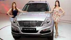 mahindra ssangyong is all set to make its indian debut on october 17th with the rexton w unlike what ssangyong mahindra showed us at the auto expo 2012
