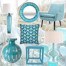 Turquoise Decorative Accessories Gorgeous Teal Decorative Items 32 Best Cool Turquoise Decorating Ideas