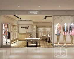 ... GR153 Fashion Clothing Store Interior Design ...