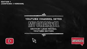 Youtube Logo Templates Youtube Channel Video Intro Templates After Effects 86647034