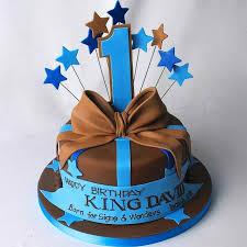 25 Inspiration Image Of First Birthday Cake Boy Birijuscom