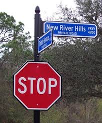 Decorative Stop Signs Street Sign Frames For Communities Neighborhoods 2