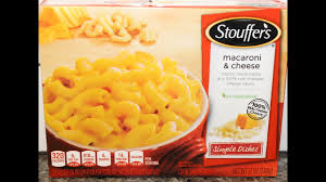 stouffer s macaroni cheese review