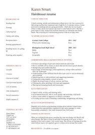 Hair Stylist Resume Amazing Hair Stylist Resume New Fashion Stylist Resume Examples Examples Of