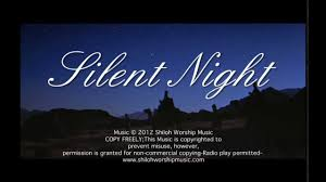 Silent Night (Holy Night) (Classic Christmas Carol) - YouTube