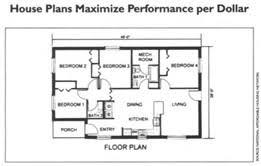 Inspiring Habitat House Plans   Habitat For Humanity Bedroom        Superb Habitat House Plans   Habitat For Humanity Home Floor Plans