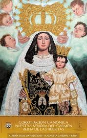Image result for virgen del carmen 2015