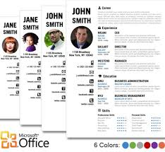 Creative Word Resume Templates Trendy Top 10 Creative Resume Templates For Word Office