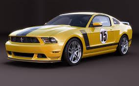 Ford Designer Creates Custom 2012 Mustang Boss 302 for Charity