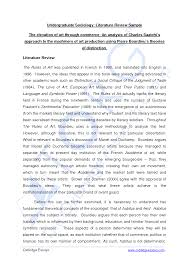 best photos of book review sample apa paper apa style format  literature review example