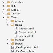 Views in ASP.NET Core MVC | Microsoft Docs