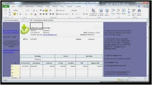 Medical Invoice Pdf Free Medical Invoice Template Word Pdf Eforms Fillable Records Bill