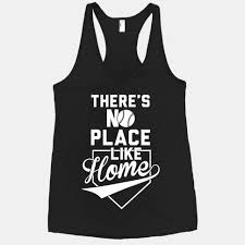 there 39 s no place like home softball. i officially want one of these and cool softball nail art there 39 s no place like home