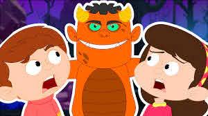 Halloween Song   Những Bài Hát Tiếng Anh Trẻ Em   Nhạc Thiếu Nhi Chọn Lọc  James CdBell - YouTube