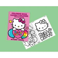 You can print or color them online at getdrawings.com for absolutely free. Hello Kitty Coloring Book Ziggos Party