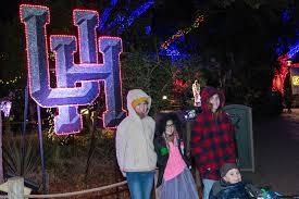 La Zoo Lights Promo Code Txu Energy Presents Zoo Lights The Houston Zoo