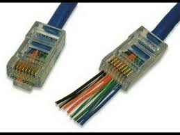 cat5 cable to connector rj 45 detailed how to crimp ethernet