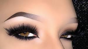 y dark arabic smokey eye makeup tutorial using the balm المكياج العربي you