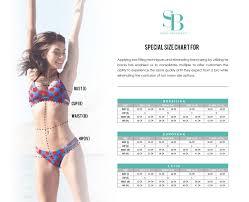 Us Swimsuit Size Chart Size Chart Women Sabz Swimwear