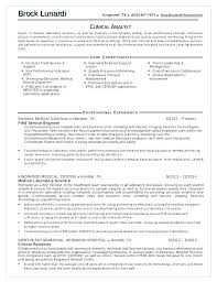Application Support Analyst Resume Sample Best of Information Systems Analyst Resume Business Resume Sample Business