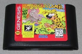 Marsupilami - Sega Genesis