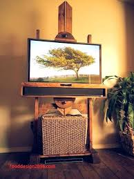 easel tv stand easel stand beautiful best flat panel media images on stands screens vintage industrial easel tv stand