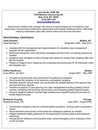 Certified Case Manager Resume Resume Examples Nurse Manager Resume Examples Resume