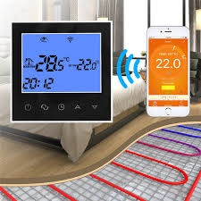 Thermostats  Programmable Thermostat Control  American StandardRemote Thermostat Control From Phone