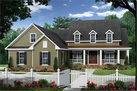 Cape Cod House Plans  Home Design 2255Cape Cod Home Plans