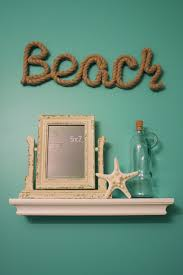 Beach Theme Bathrooms Bathroom Makeover That Lovely Life