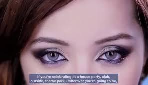 mice phan makeup tutorial new years eve makeup midnight 232 views