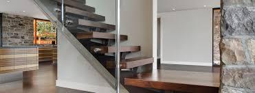 beautiful custom interior stairways. Building Beautiful Stairs Across North America Custom Interior Stairways I