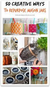 Creative Ways To Use Mason Jars