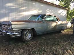 1964 Cadillac DeVille for Sale on ClassicCars.com - 10 Available