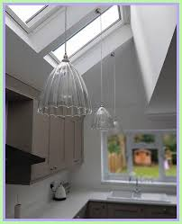 ceiling lights for pitched roof