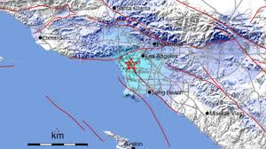The 1994 northridge earthquake was a moment magnitude 6.7 (mw), blind thrust earthquake that occurred on january 17, 1994, at 4:30:55 a.m. Magnitude 3 7 Earth Day Earthquake Shakes Southern California Nbc Los Angeles