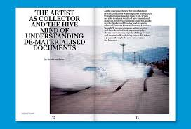 best editorial layout images editorial design  it s nice that big bold and beautiful isabelle vaverka designs unseen photography festival