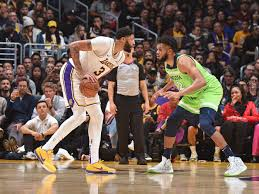 Lakers vs. Timberwolves Preview, Starting Time and TV Schedule - Silver  Screen and Roll