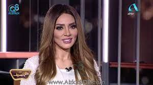 """لقاء الفنانة المصرية """"عبير أحمد"""" في برنامج (عالسيف) عبر قناة العدالة  10-4-2017 - YouTube"""