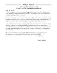 Cover Letter Hotel Receptionist Position Eursto Com