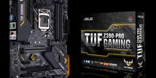 Обзор <b>материнской платы ASUS TUF</b> Z390 Pro Gaming - Ferralabs